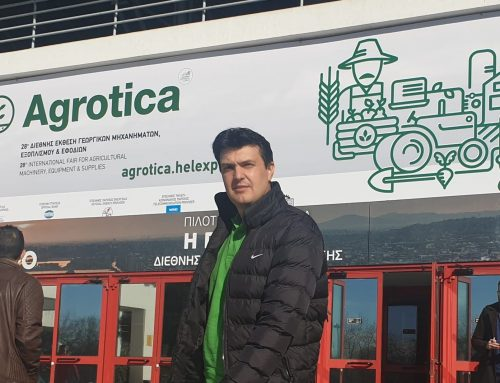Successful presentation of ONDO Smart farming solutions at the 28-th edition of AGROTICA agricultural fair in Thessaloniki