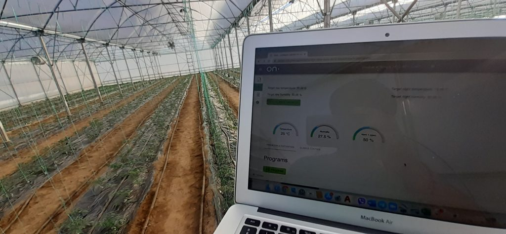 ONDO is a unique Bulgarian all-in-one, sustainable farming solution for automated drip irrigation management and control, precise plant nutrition and climate control