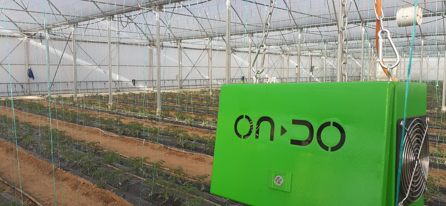 ONDO smart agriculture solution for MARJAN-MID