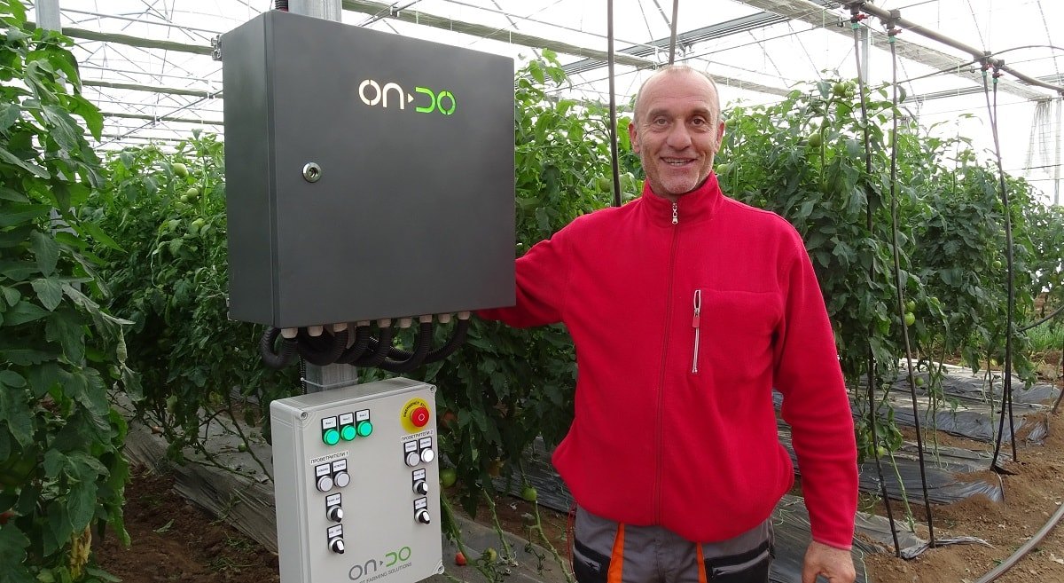 We let ONDO customers speak: Greenhouses Lazov