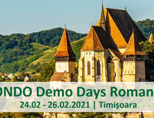 ONDO Demo Days in Romania, 24-26 Feb 2021