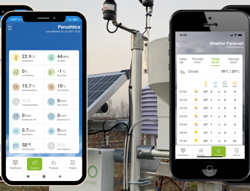 ONDO Weather mobile app – iOS version released, improvements and fixes