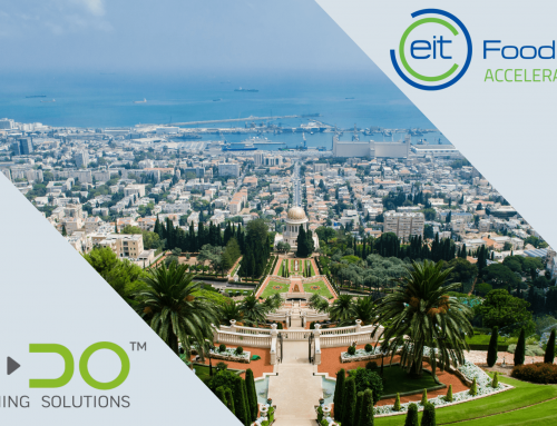 ONDO lands among the 10 companies selected to join the EIT Food Accelerator in the mecca of agriculture – Israel